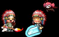 Indian hats! by FelixRosen746