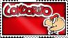 Condorito STAMP by kaniachocolate