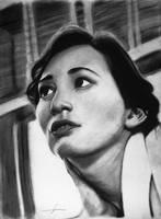 Regina Spektor Portrait by Maatxo