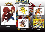 Digimon Tamer Big 3 Project MT