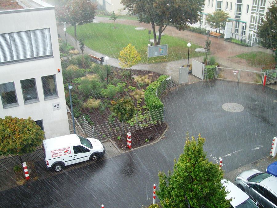 Let it rain... by Mireilles-epitaph