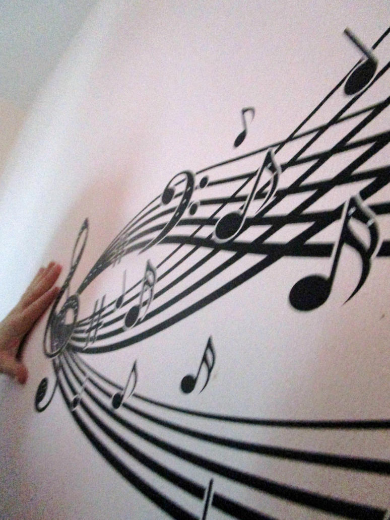 Music is... by Mireilles-epitaph