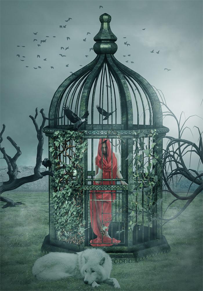 La prisionera y el guardian