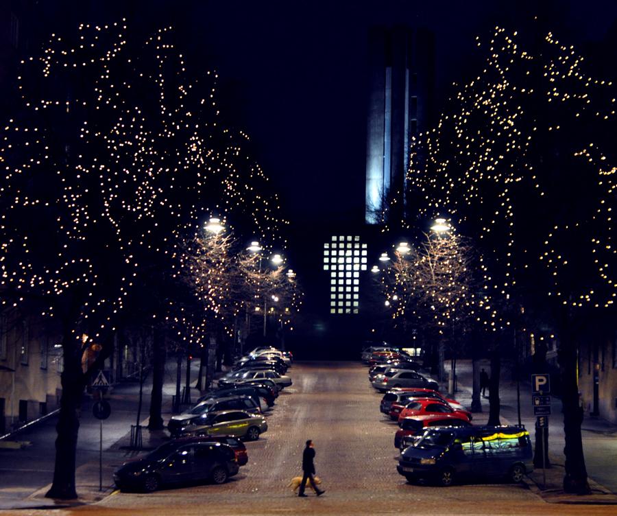 City lights by tarua