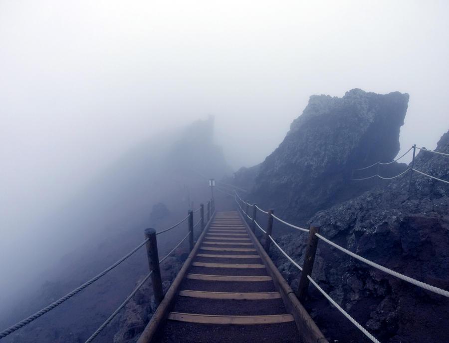 Monte Vesuvio by tarua