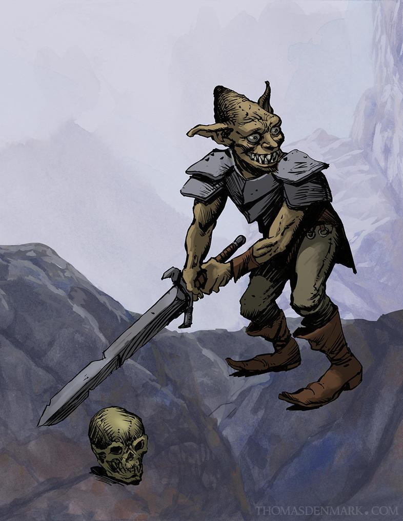 Koblin by thomden
