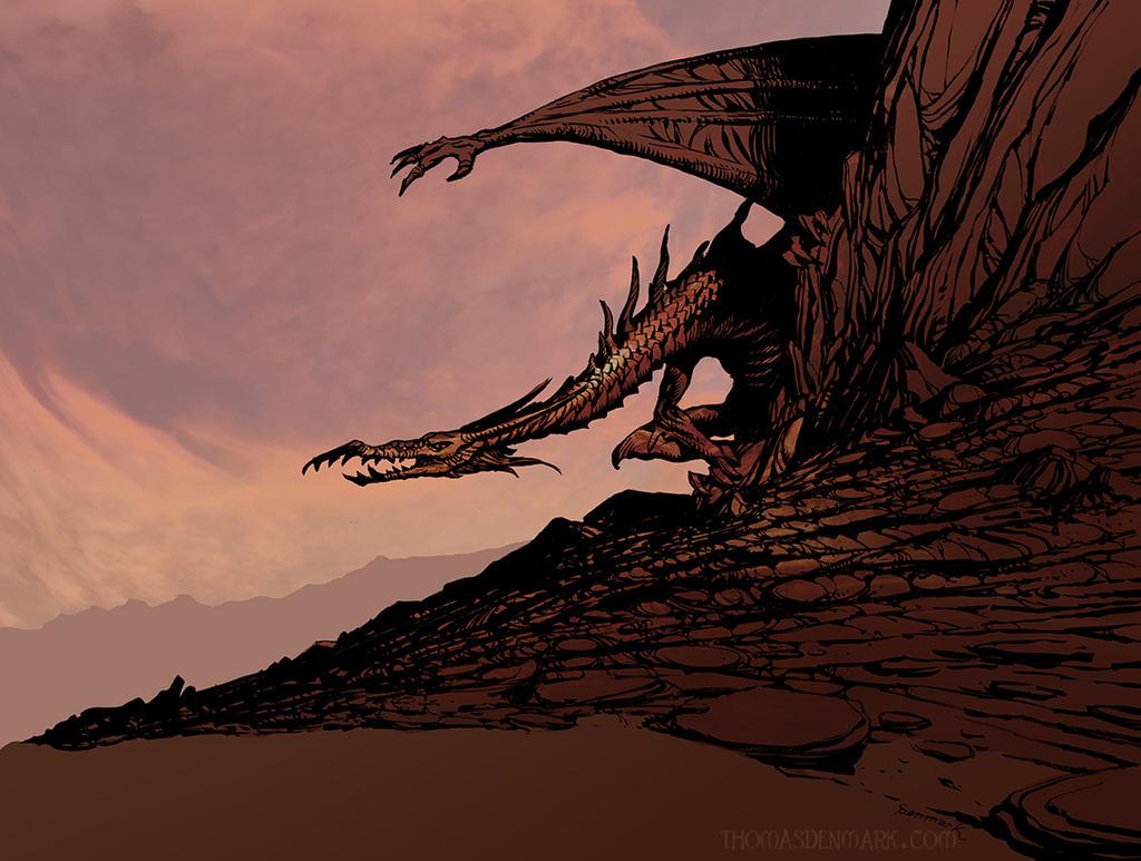 Dragonhome by thomden