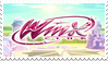 Winx Fan Stamp by WinxFloraClub