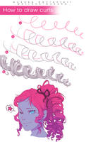 How to Draw Curls