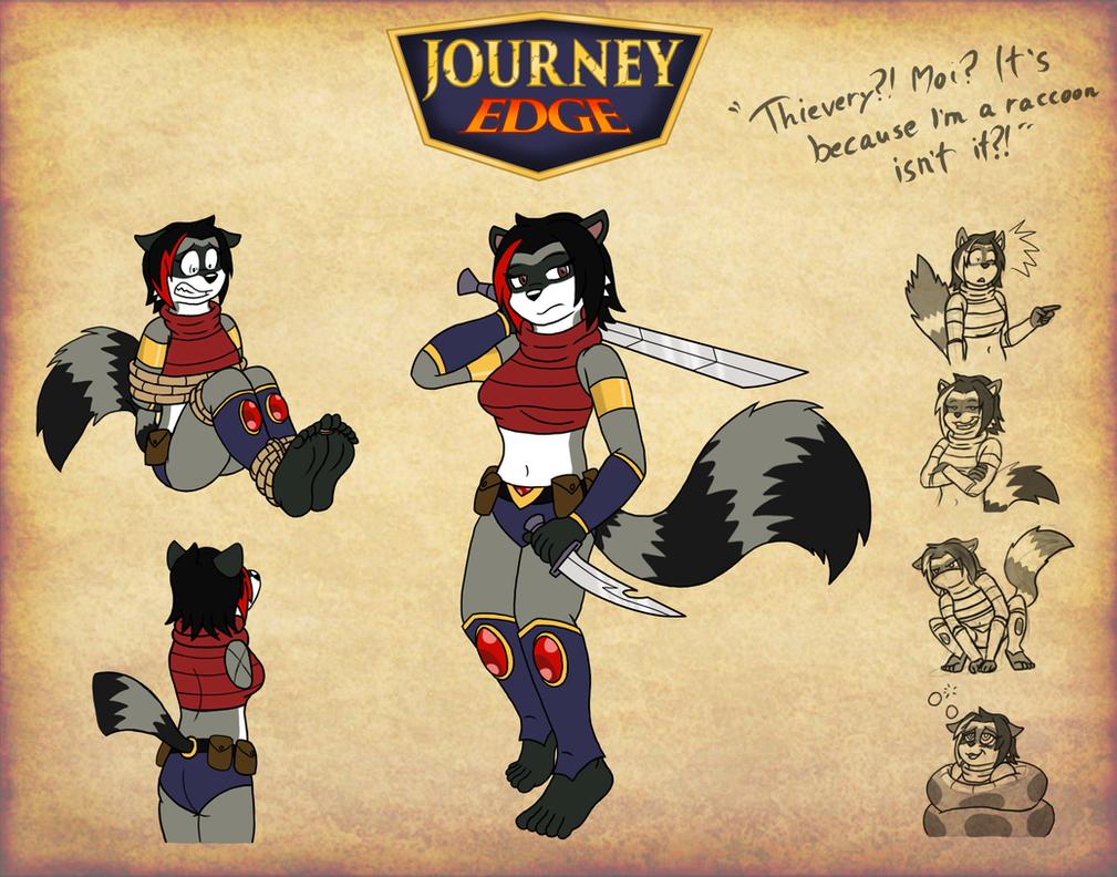 Journey Edge profile: Jenn by IrkinGIR