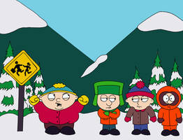 South Park Drawing Jam by UnknownX