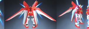 Gundam Breaker 3 - MMSF - Extreme Fighter (Ver 2)