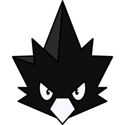 Tokoyami avatar by Marukomaru