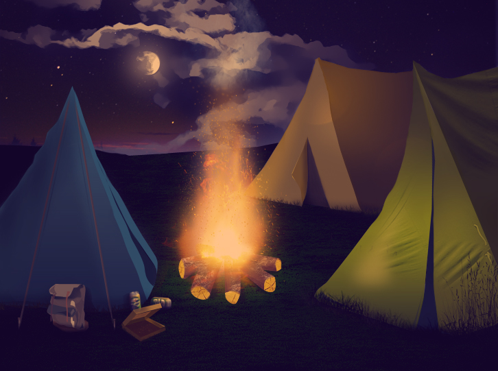 Camp by thinkthe
