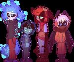 Demon Friends by TlME-L0CK
