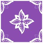 Bandana Zazzle Tarot spread cloth