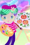 Halloween Art