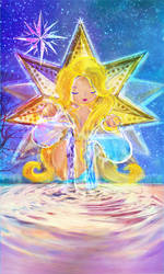 Star by artReall