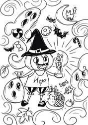 pumpkin dream by artReall