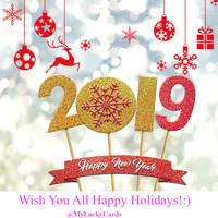 Happy New 2019!:)
