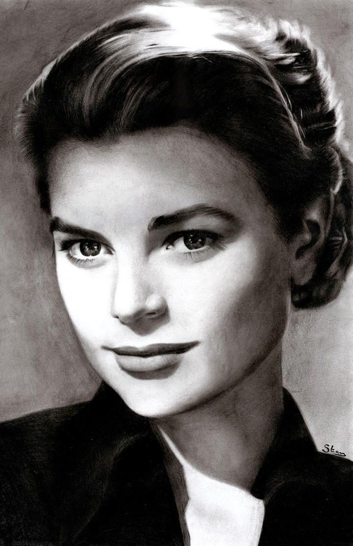 Grace Kelly of Monaco by Stanbos