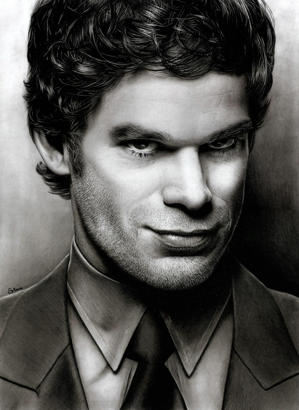 Dexter Morgan by Stanbos