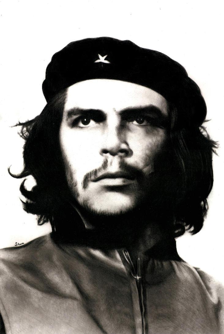 Stan Bossard Ernesto_Che_Guevara_by_Stanbos