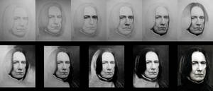 Severus Snape - WIP
