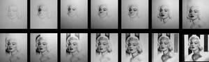 Marilyn Monroe - WIP