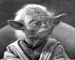 Master Yoda by Stanbos