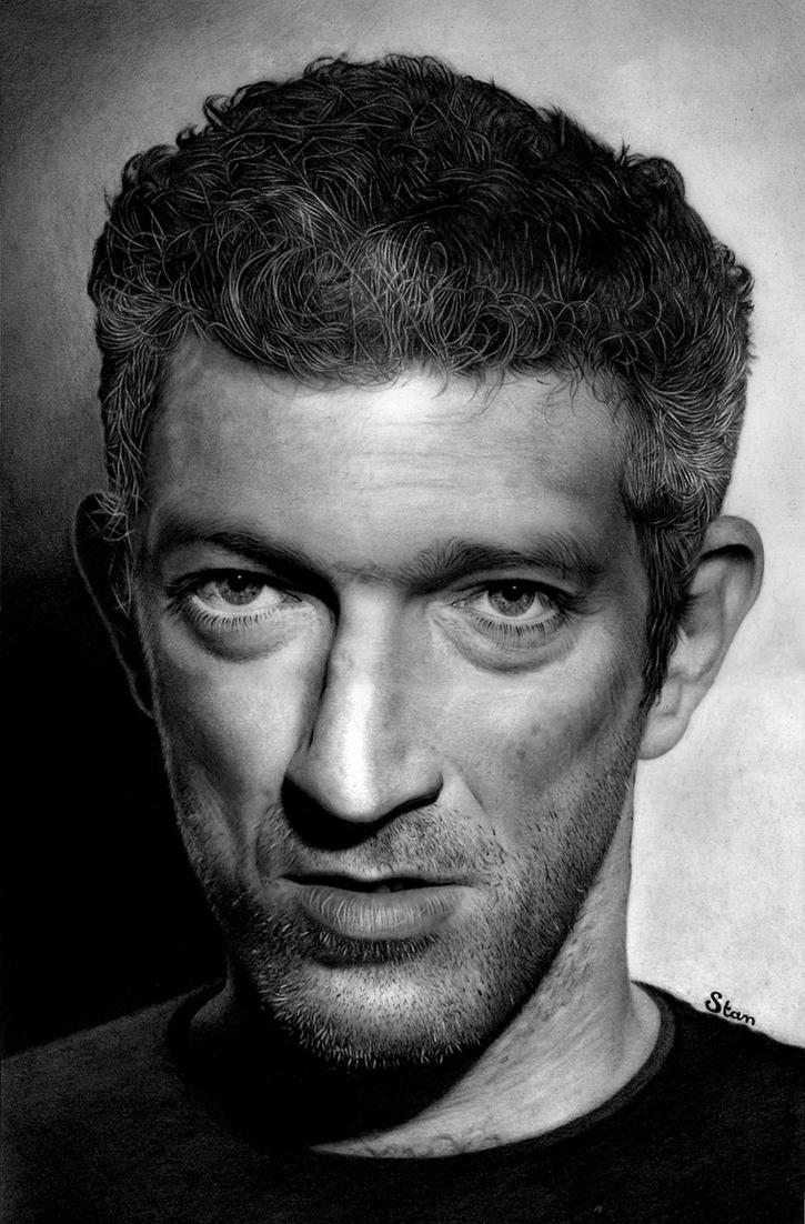 Vincent Cassel by Stan...