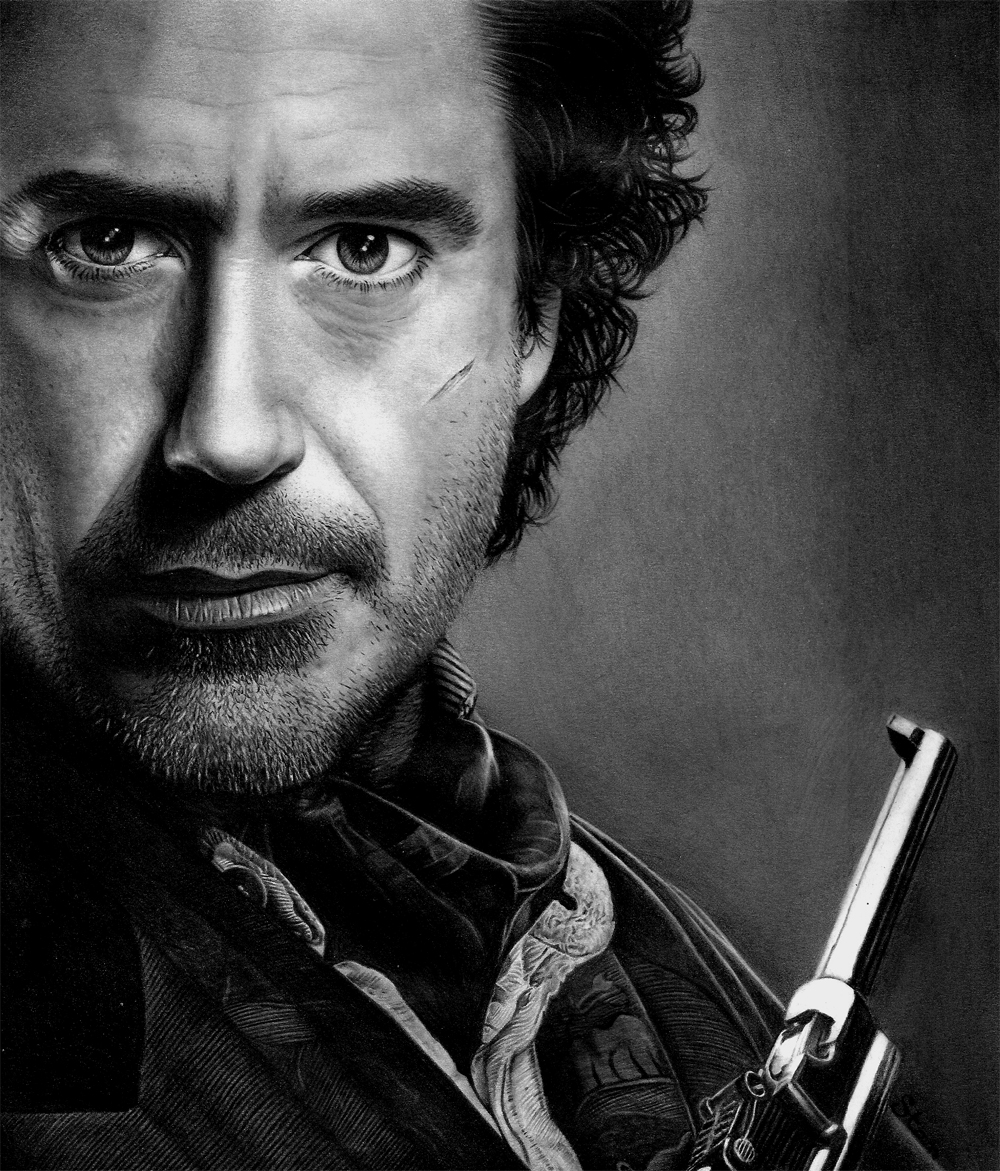 Sherlock Holmes by Stanbos