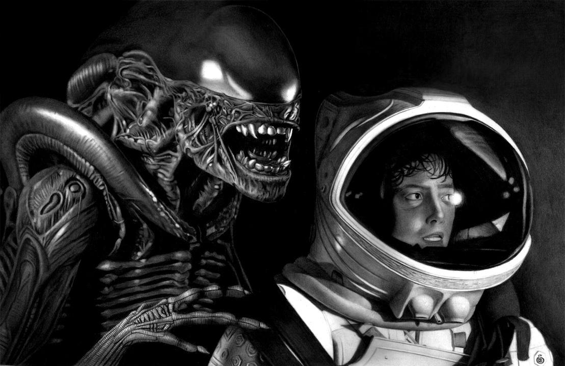 Stan Bossard Alien_by_stanbos-d5bruaa