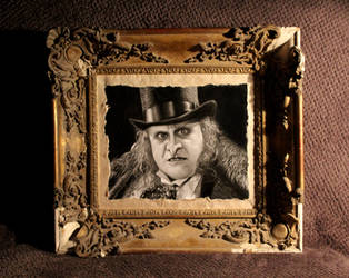 The Penguin - With frame