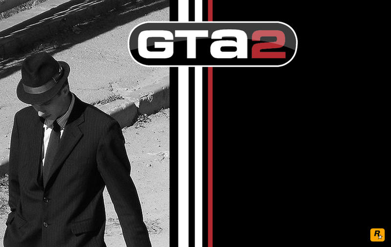GTA 2 wallpaper by Mrb...