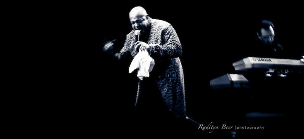 Peabo Bryson by expellian13