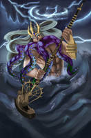 Poseidon smaller by ardentika