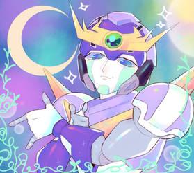 Fighter Spirits' is a Sailor Moon Gundam
