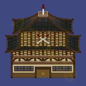 A Samurai's Gym by Darkness2118