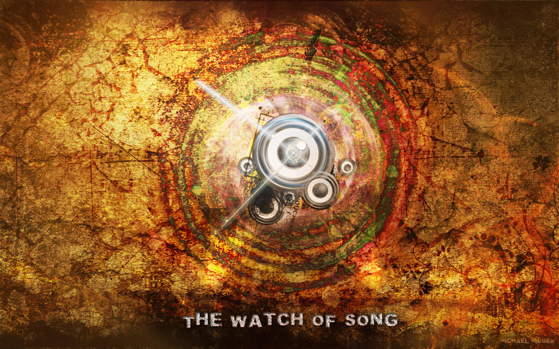 The Watch of Song by RiegersArtistry