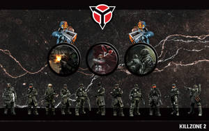 KILLZONE WALL by RiegersArtistry