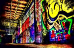The Hidden Graffiti Art