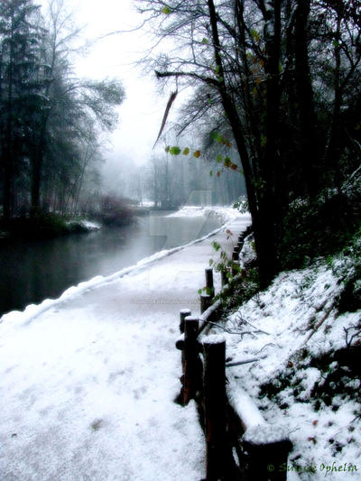Snowy river by SuicideOphelia