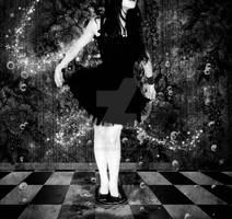 Solitary dancer