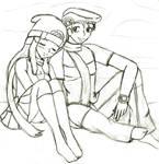 Dawn and Lucas
