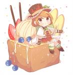 Honey Toast Hanayo