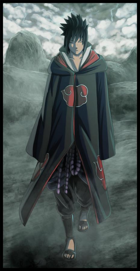 Sasuke uchiha by Kasukiii