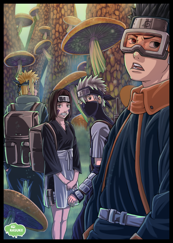 Naruto Shippuden Posters (HD) 1ra Parte