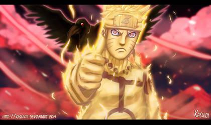 Naruto 551 by Kasukiii