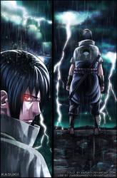 Naruto 573 Sasuke